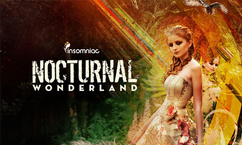 Deco – Nocturnal Wonderland 2012 Mix